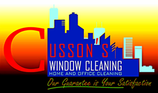 Cusson's Window Cleaning